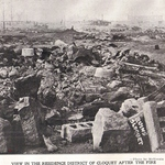 The 1918 Fire:  Cloquet in Ashes