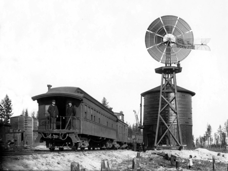 Short-Lived Summit Station