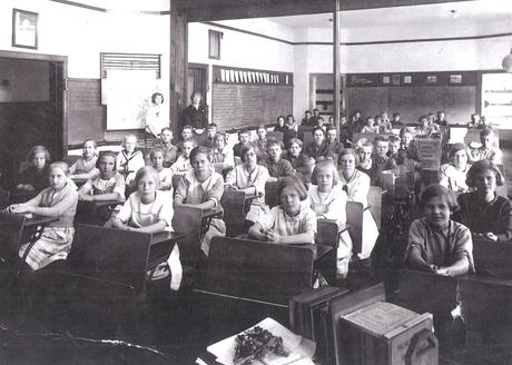 Washington School Sixth-Graders, 1926