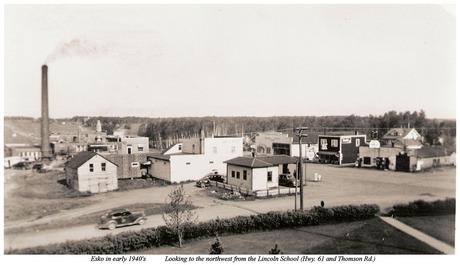 Esko, West Side—Early '40s