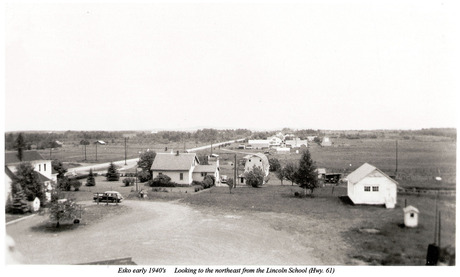 Esko, East Side—Early '40s