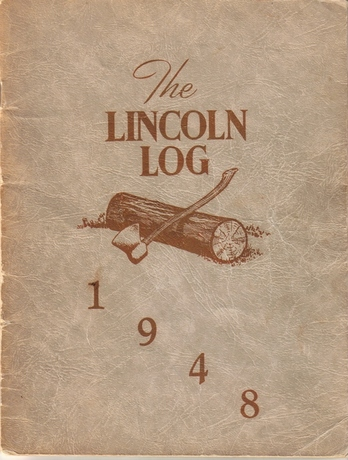 Lincoln's Lost Log