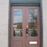 Heritage Doors are restored