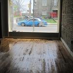 Hardwood Floor restored