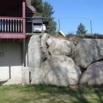 Ex - Large Boulder Wall