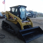 Caterpiller Skid Steer