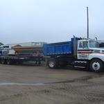 Medium Dump Truck