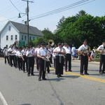 On Route 1, Mystic Memorial Day Parade