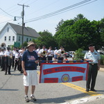 Parade Pause, Route 1, Mystic, CT