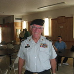 First Sergeant Kenneth Fish