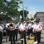 Mount Carmel Procession at Immaculate Conception Church 2012