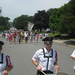 Westerly Band Drummers Mount Carmel 2012