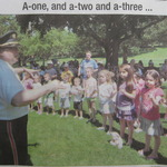 Children's Concert 2012 (photo from Westerly Sun)
