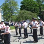 June 2012 St. Marys Church STonington, CT procession