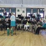 Westerly Band under direction of Alison Patton
