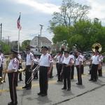Mystic, CT Parade pause