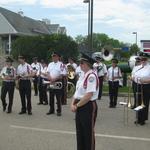 Mystic, CT VFW Memorial Day ceremony