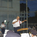 Assistant Conductor John Bruno conducts Aces High