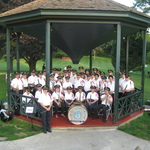 Westerly Band 2014, Alison Patton conducting
