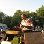 John Bruno conducts