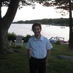 John Tafone at Shelter Harbor