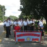 parade formation