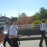 Crossing the Stillman Ave Bridge into Pawcatuck, CT