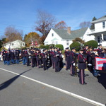 Ready to march down Broad St, Pawcatuck, CT