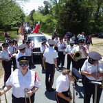 Parade Forming for Charlestown Memorial Day