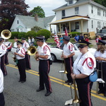 Ceremony in Pawcatuck , CT Memorial Day 2015