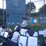 Mount Carmel Concert cimmalore field