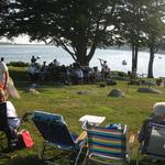 Shleter Harbor readying for concert
