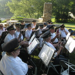 Westerly Band at Shelter Harbor 2015