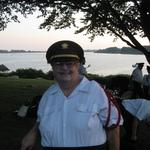 Elaine Nelson at Shelter Harbor concert