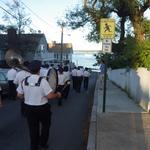 Saturday Evening Procession