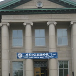 Westerly Town Hall Celebrating Good Neighbor Day