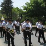 Charlestown Parade beginning