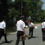 Charlestown RI Marching Rt 1A
