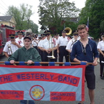 Westerly BAnd Mystic Parade