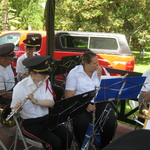 Children's concert~~ in the bandstand