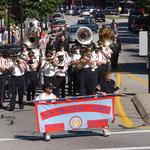 Fireman's Parade 2007 leading parade