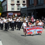 Memorial Day 2012 Downtown Westerly/Pawcatuck