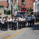 Fireman's Parade--June 2012