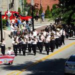 Fireman's Parade 2013