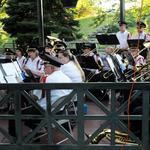Wilcox Park Concert July 6, 2016