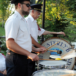 Wilcox Park concert-Franklin and John