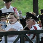 Wilcox Park concert-flutes