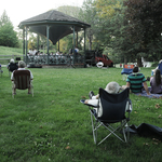 Wilcox Park Concert--at the Bandstand