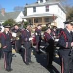 Reforming parade order