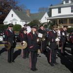 Resuming Parade onto Rt 1 Pawcatuck